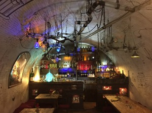 The Alchemy Museum bar