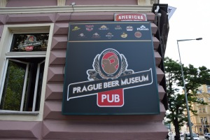 In Prague alone I tasted over 70 different beers...