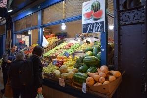 Fresh produce.